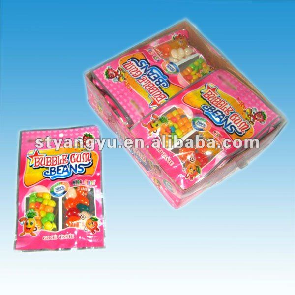 AB Candy (A: 8g chewing bean + B: 8g jelly bean)