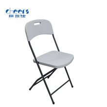 Pro Garden Plastic Chairs,Foldable Plastic Garden Chair for Sale HDPE Plastic Folding Chair