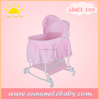bedside bassinet/automatic baby bassinet/baby crib bassinet