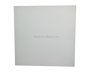 High lumens competitive price flat frameless 600x600 led panel light