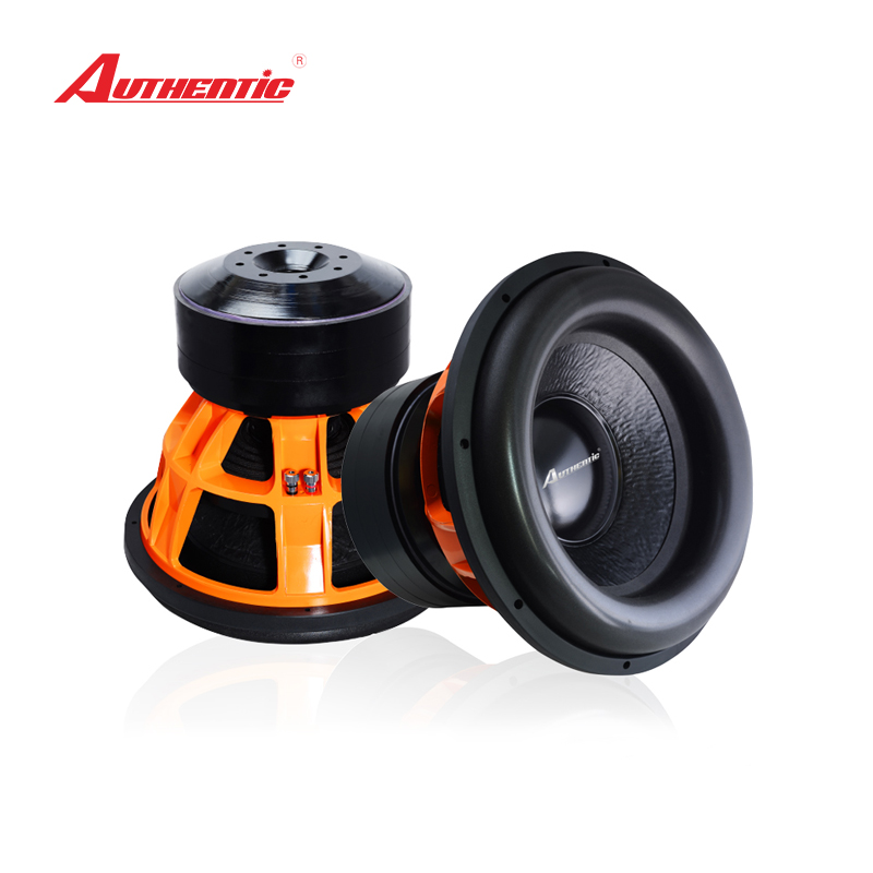 15 Inch SPL Subwoofer 6000w Longer Extrusion and High Feet Foam Edge Car Audio System