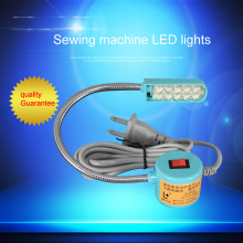 wholesale 10/30 led sewing machine work light, LED industrial light, cloth light