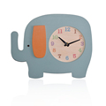 Top selling DIY animal collections cartoon kids colorful clocks