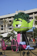 2013 Hot-Selling inflatable cartoon characters