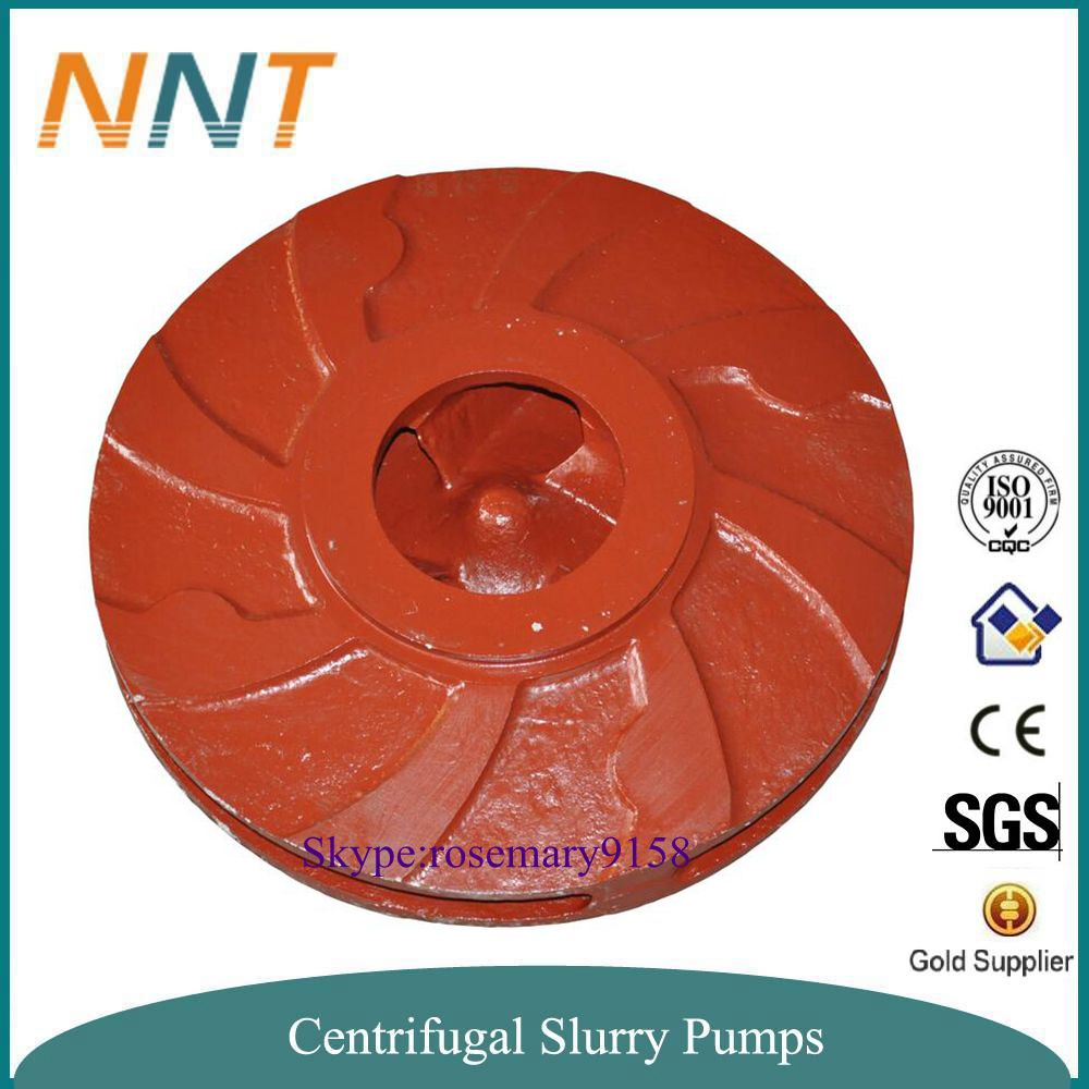 6/4D-G Sand Pump Impeller DG4137