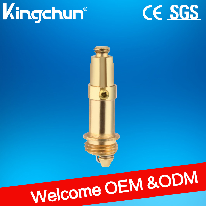 Kingchun free sample click clack mechanism for basin pop up part(A0928)