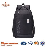 Cheap business laptop backpack school bag for students