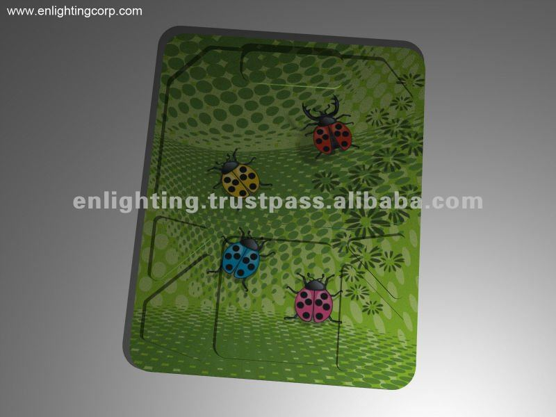 iBag_Ladybug_Multifunctional Designer Case For iPad and Tablet PC