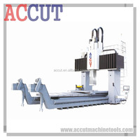 CNC Gantry Portal/Portable Milling Machine/Planer Miller ACCUT FBC32 with Fixed Cross Rail