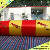 Inflatable blob water toy, water blob jump, inflatable water blob for sale