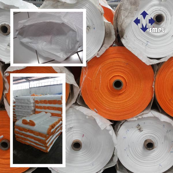 PP Woven Fabric Cloth / Fabric Roll