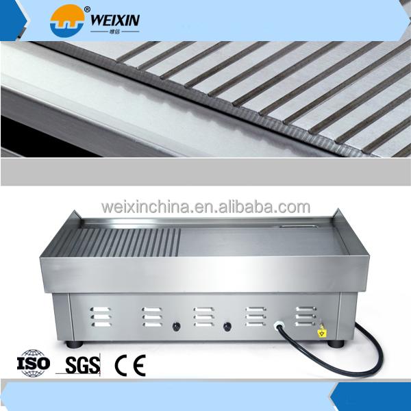 Ce en acier inoxydable barbecue gaz pour restaurant for Fourniture pour restaurant