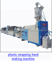 pp pet strapping band making machine