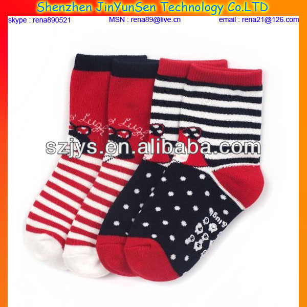 3d baby girl child nice boy animal baby socks