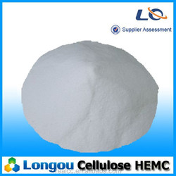 Cellulose ether HEMC for adhesive tile wall similar to Natrosol 250 made in China (since 1989)