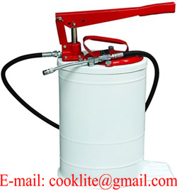 Oval 20L Hand Grease Pump