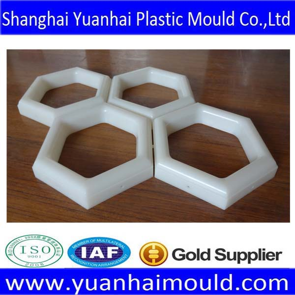decorative plastic brick wall mould maker