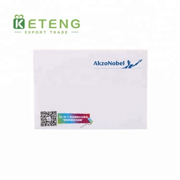 Cheap promotional custom logo cover blank letter pad printing notepad