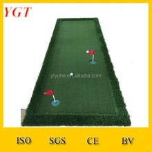 mini top quality portable golf /golf practice mat/golf putting green