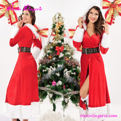 Fashion Women Sexy XXX Fancy Dress Christmas Costume