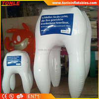 Outdoor Inflatable Model For Advertising Event Inflatable Advertisement, inflatable tooth model for sale