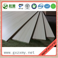 Chinese Fir Water Proof Melamine Board For Wooden Furniture