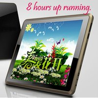 9.7 inch android 2.3 3g tablet pc CPU 1.2G MHZ