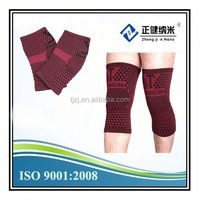 Bamboo knee pads magnetic knee wrap