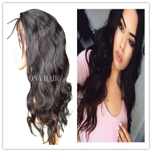 Best hair supplier in Mona hair company full lace wig wholesale wig from china