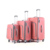 BUBULE China Supplier Makes Zipper PP Travel Luggage