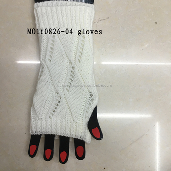 New product hot selling white touch gloves disposable for kids