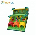 Hot sale inflatable obstacle course,inflatable jumping bouncer for kids