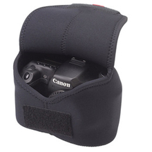 Custom Portable Hard Camera Lens Case For Canon