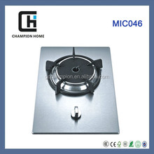 Kitchenware 1 burner cylinder gas hob