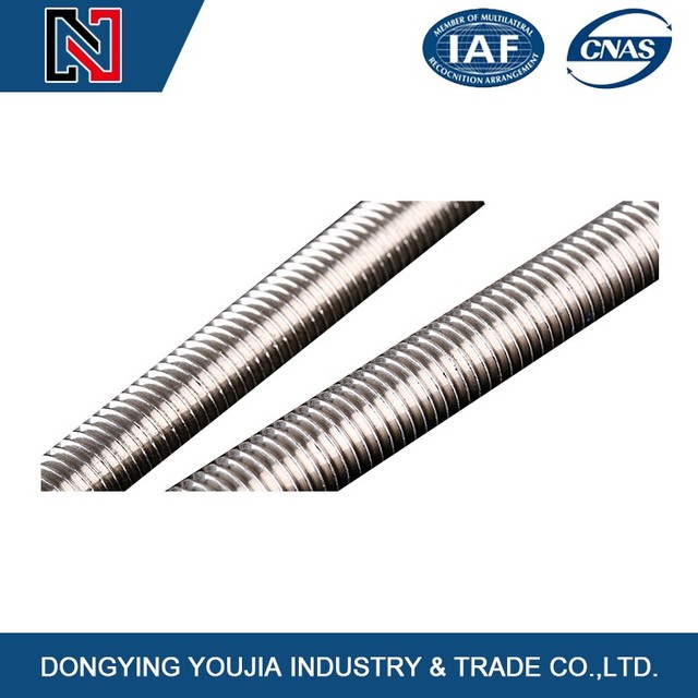 China 5-12mm stainless steel full threaded rod