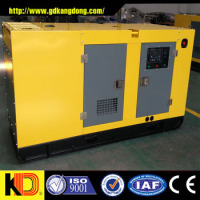 Electric Dynamo Silent Power Diesel Generaotion 24kw 30kva with Cummins Engine