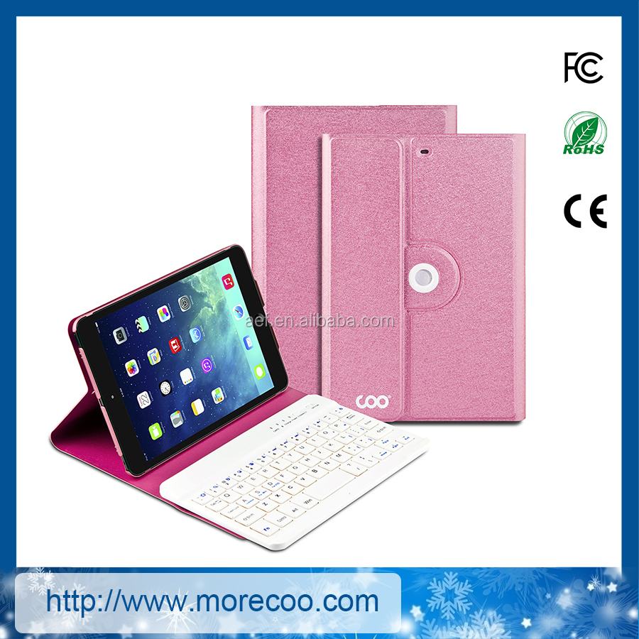 wholesale rotatable keyboard case for ipad air 2