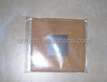 Promotional small sute square 5cm cork memo board for office stationery