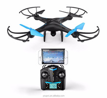 U45 Blue Jay WiFi Mini FPV Quadcopter Drone with HD Camera, Altitude Hold, and Live Video Plus Remote Control