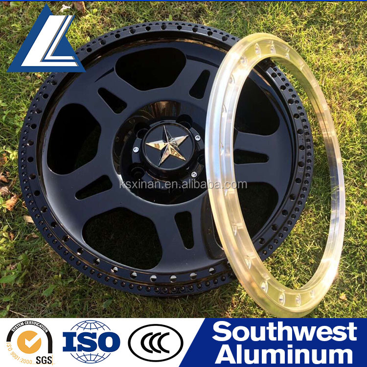 OEM Beadlock Wheel for SUV off-road Vehicle TS16949