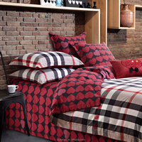 100 Cotton Printed Duvet Bed Sheets
