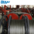High strength anti twist galvanized steel wire rope 14mm
