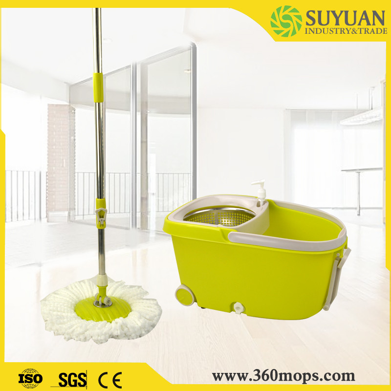 Beautiful design durable pva cleaning mop