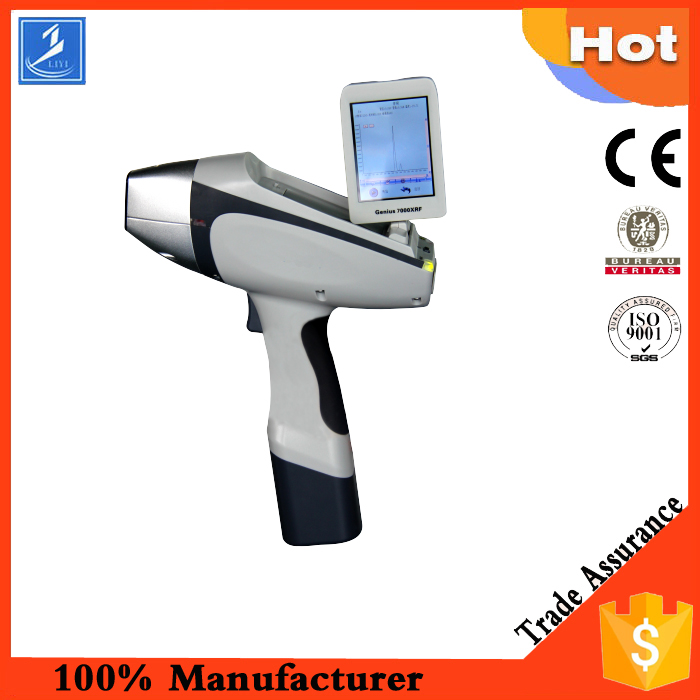 Handheld Mineral XRF and rock Analyzer
