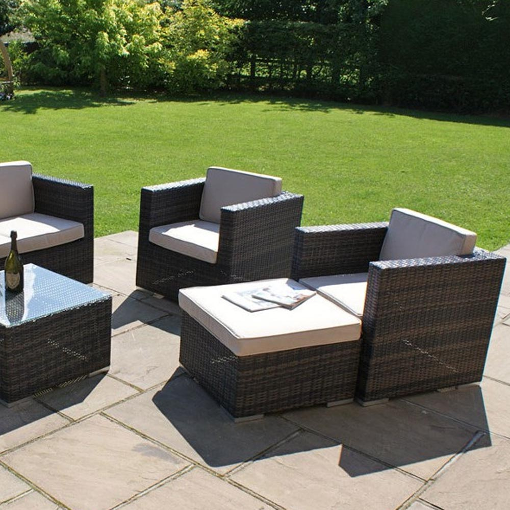 All purpose sectional outdoor used hotel patio furniture Patio products