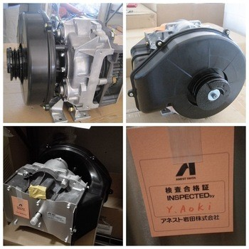Anest iwata small oil free air compressor pump for sale