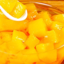 New season Canned Yellow Peach fruit