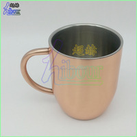 factory wholesale tall custom stainless steel coffee mugs with lid on Amazon