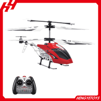 High-quality mini alloy 3CH toys helicopter rc manual with light BT-002498