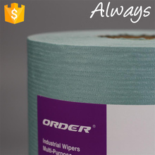 [ALWAYS] Perforated Jumbo Roll Newest Technology Spunlace for Wet Wipe Cleaning Wipes